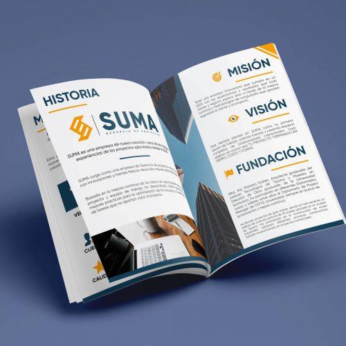 Presentación de Empresa y Branding – SUMA
